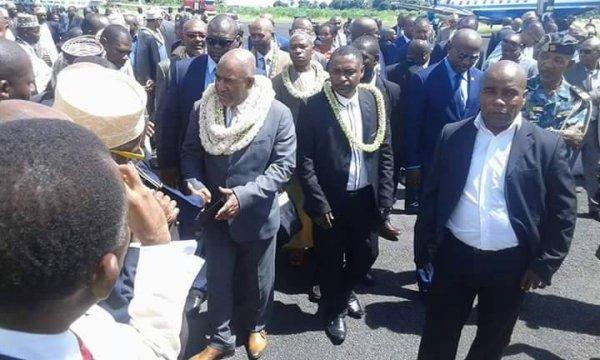Le vice-président Moustadrane veut-il  embraser les Comores?