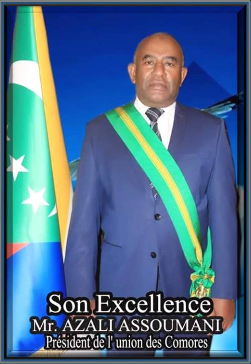 Parodie : Interview du président AZALI Asoumani