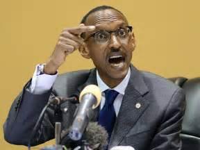 Extrait d'une intervention du Président Rwandais P. Kagamé