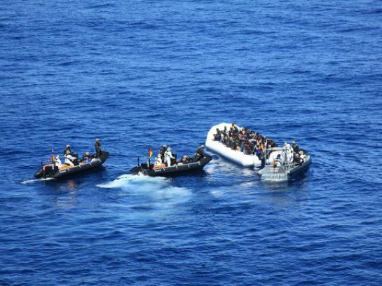 Pêcheurs disparus: Deux sur les quatre portés disparus ont été retrouvés