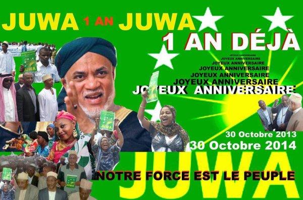 Polique: Bientot le chef de l'opposition, M.SAMBI aux Comores