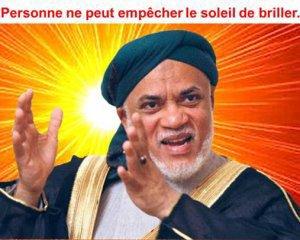 Edition spéciale en direct de l'aéroport de Hahaya, sur le retour de SAMBI aux Comores