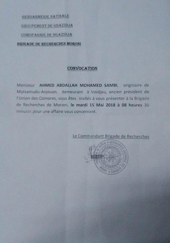 Citoyenneté économique: Tous les acteurs sont convoqués le mardi 14 mai à la brigade de répression