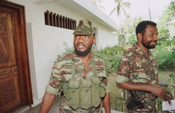 Armée Nationale de Développement(AND) : Demain le chef d'état-major met les petits plats dans les grands pour recevoir le président AZALI