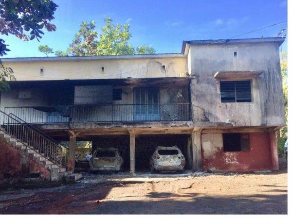 Incendie à la CNI: Le feu est-il d'origine criminelle ou accidentelle?