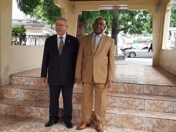 Référendum: AZALI sous les injonctions de l'Union Africaine(U.A)