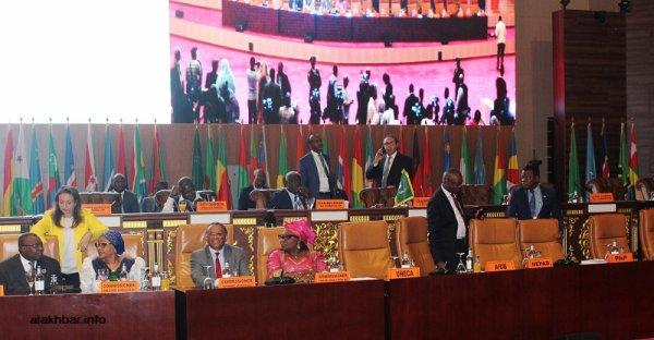 Décisions du Conseil de sécurité de l'Union africaine à l'issue du sommet de Nouakchott