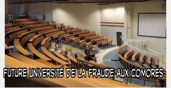 L'institut de la Fraude électorale : Bientôt les Comores abriteront  la prestigieuse université africaine  de cette nouvelle discipline