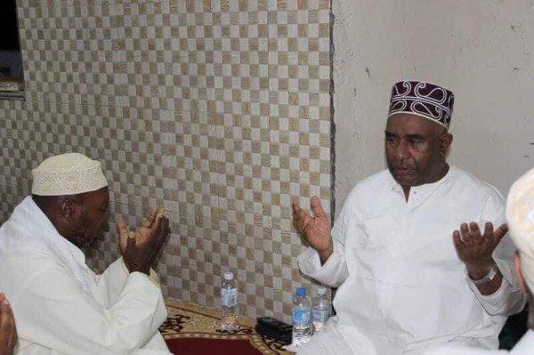 Elections présidentielles : Le président AZALI Assoumani a le dos au mur