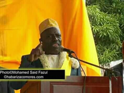 Gouvernorat de Mohéli : AZALI peut entendre pour avoir  le fichier  bombard….