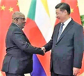 Diplomatie suicidaire : Entre la Chine et la France, AZALI joue avec le feu