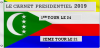 Présidentiels 2019 : Liste des supposés candidats