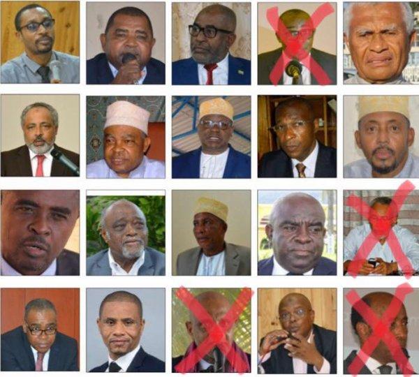 Carnet présidentiel 2019 : la Cour Suprême a publié la liste des candidats retenus