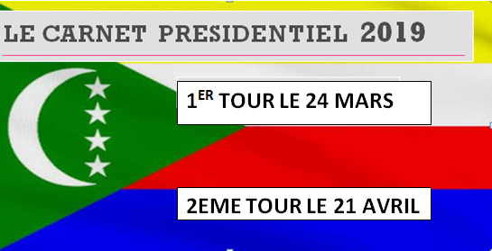Carnet présidentiel: AZALI prend vacances de son poste