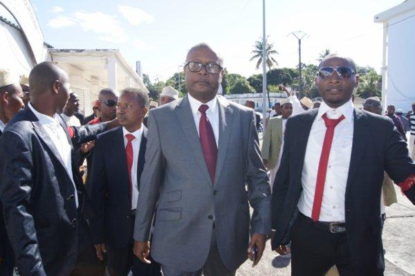 Présidentielles 2019 : MSAIDIE est nommé directeur de campagne du colonel AZALI