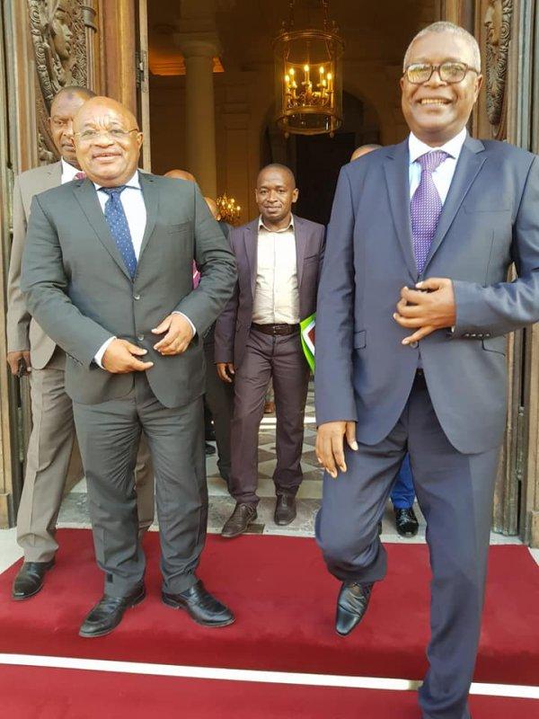 Selon Houmedi Msaïdié : L'Union Européenne n'a pas de leçon de morale à donner aux Comores