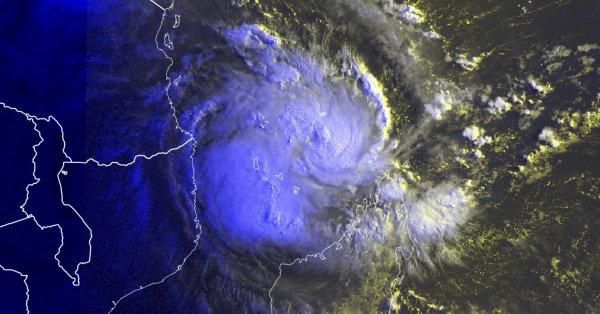 Cyclone: Les Comores sous l'½il de Kennth
