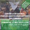 Manifestation 6eme acte 7, le 12 mai à Paris