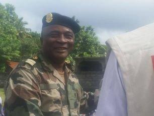 Forces armées comoriennes: Le chef d'état major comorien est à Paris