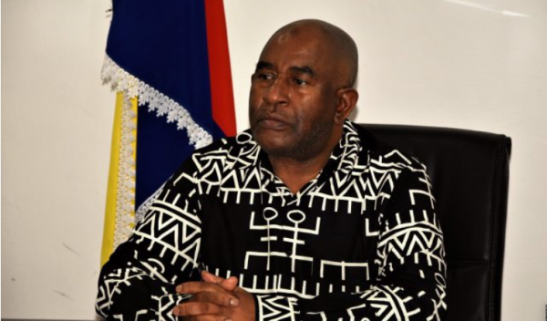AZALI déclaré persona non ingrata à Ntsoudjini
