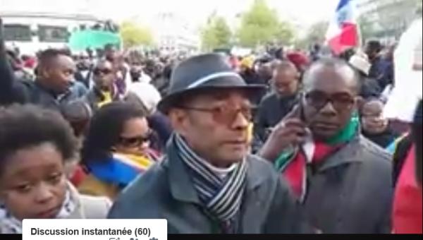 La marche de la diaspora : Un succès, malgré les dérapages