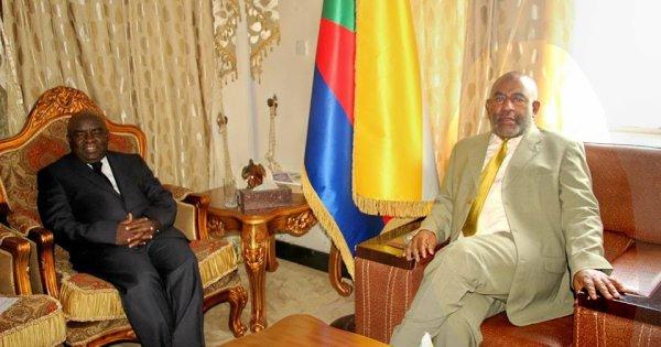 Politique zig-zag: Azali et Mouigni Baraka se sont rencontrés en inconito
