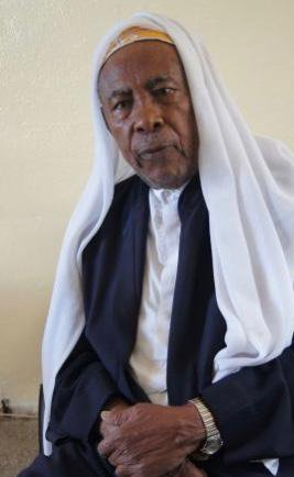 La mort du grand mufti des Comores