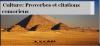 Culture et Proverbes comoriens : aux comores hayina mdru ye tiibé