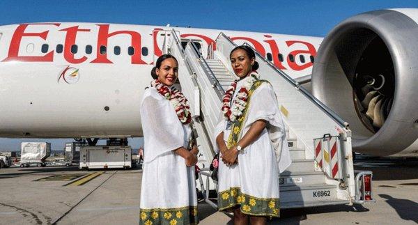 VolS CHARTERS ETHIOPIAN AIRLINES A DESTINATION DES COMORES LE 19 JUILLET 2020