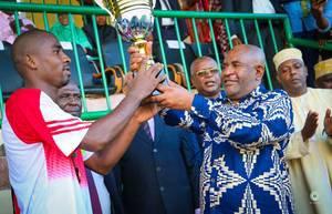 Football: Le Fc-Mitsoudje fait le mercato avant l'heure