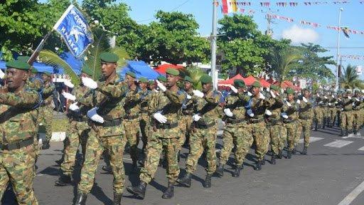 Politique : AZALI met près d'une centaine de militaires au chômage