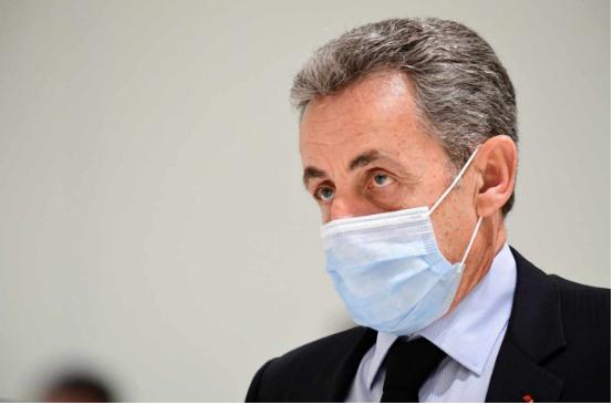 Procès Sarkozy:  condamné à 4 ans de prison