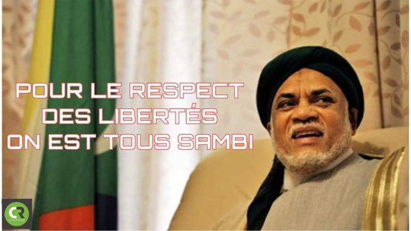 Communiqué du comité de soutien de l'ancien président Sambi