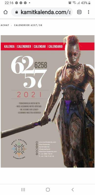 Bonne année 2021 à toute la diaspora comorienne