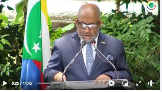 Le président AZALI est-il un gouverneur de la France aux Comores?