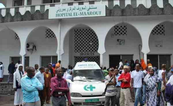 Covid-19 aux Comores: le désordre sanitaire