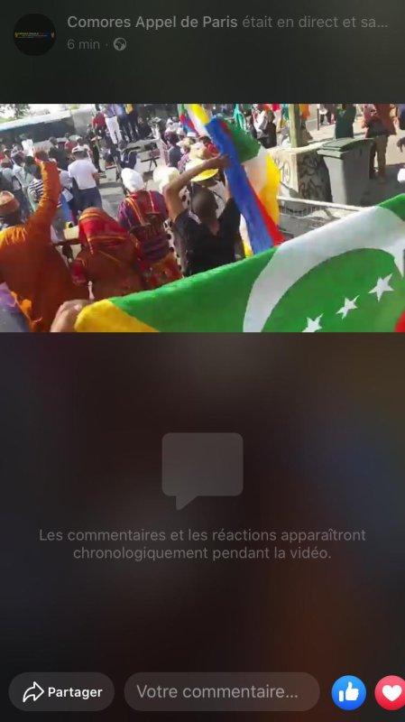 DICTATURE AUX COMORES:  ULTIME DES ULÉMAS  A LA RÉSISTANCE!