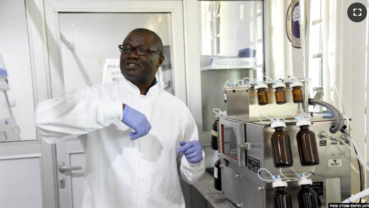 La course au vaccin : Le géant Nigéria en passe de produire le 1er vaccin africain