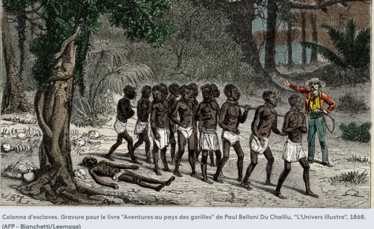 Commémoration de l'abolition d'esclavage: Le pouvoir blanc face à sa réalité déshumanisante