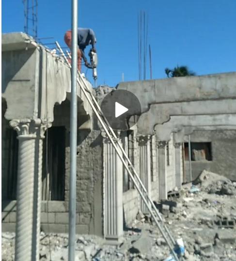 Ville d'Itsikoundi : Un différend foncier a conduit à la démolition d'une maison