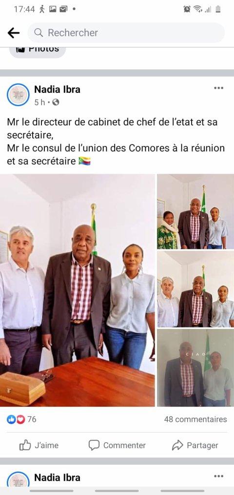 Histoire des Comores: Nous sommes rentrés dans l'ère des boundi