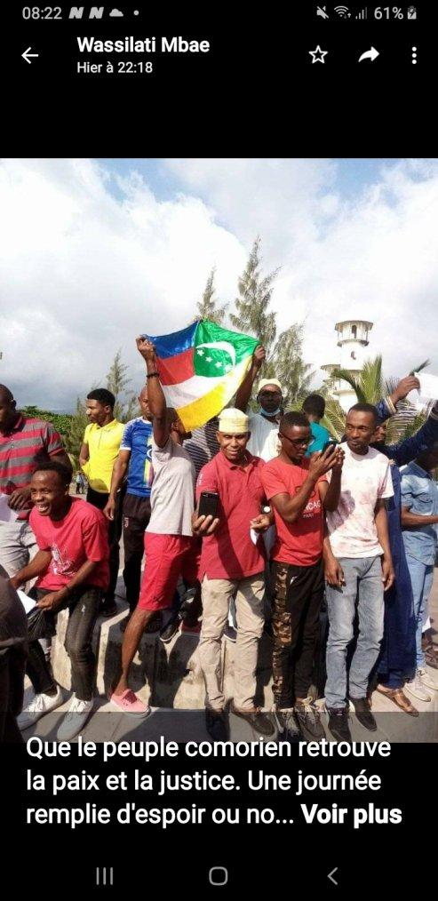 Comores: La révolution ylang-ylang est en marche