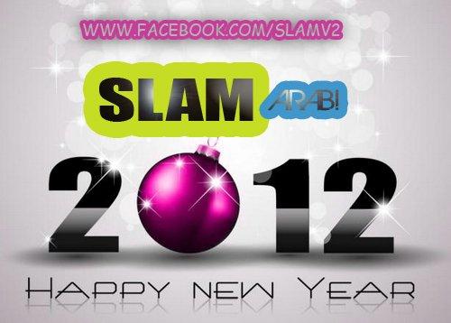 Slam Arabi Official 2012