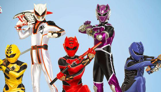 Juken Sentai Gekiranger, Power Rangers Jungle Fury