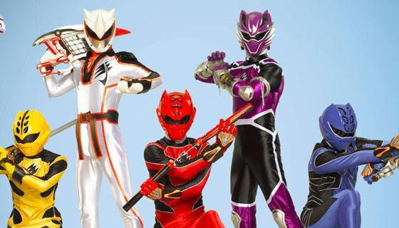 Juken Sentai Gekiranger, Power Rangers Jungle Fury