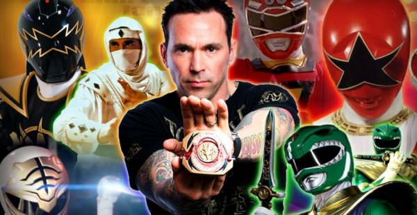 Power Rangers Tommy Oliver