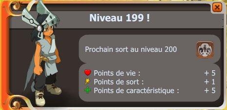 Up 199 du Féca !