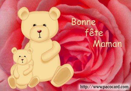 Bonne fête des mamans Belge