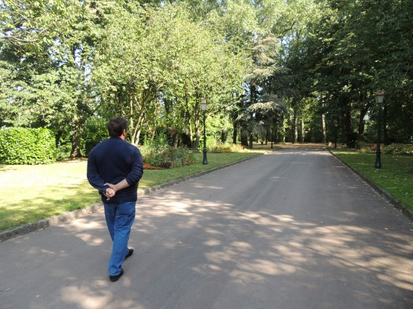 Le parc du chateau