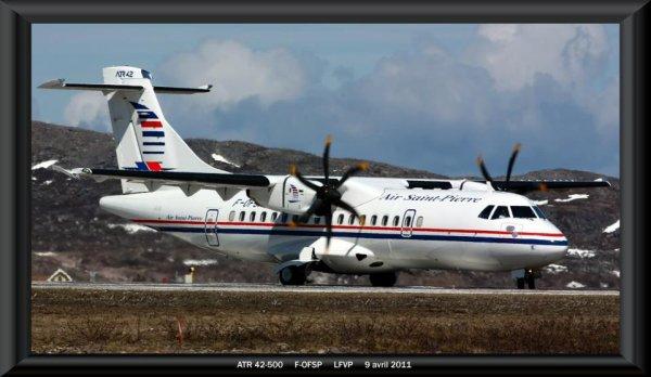 encore une autre photo d'avion air saint pierre